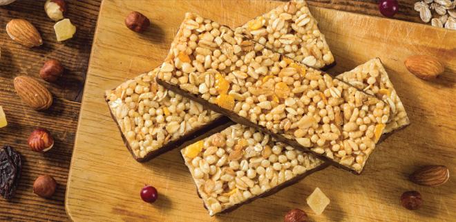 Empro Tex Pea Protein Crispies